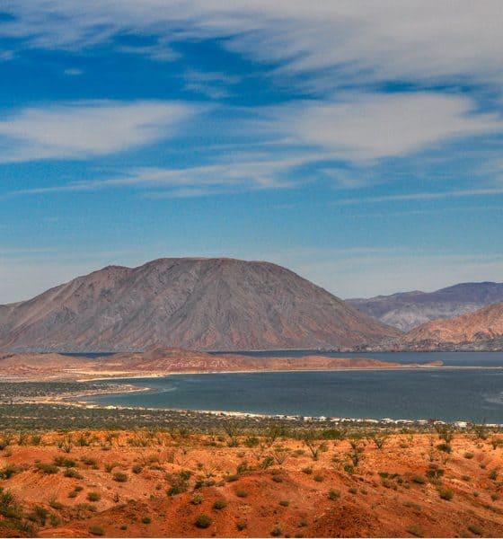 Bahía de los Ángeles Foto Bill Gracey