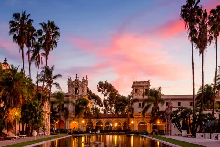 Balboa Park la joya de San Diego Foto San Diego History Center