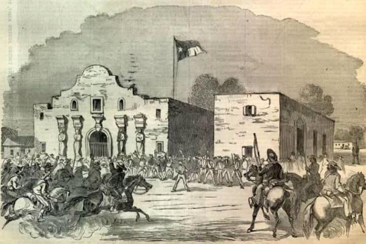 Batalla del Álamo Gonzalo Ruiz