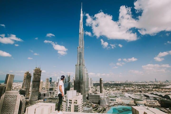 Burj Khalifa. Foto: Denis Harschi