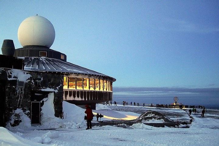 Cabo Norte Noruega. Foto: Ron Lee