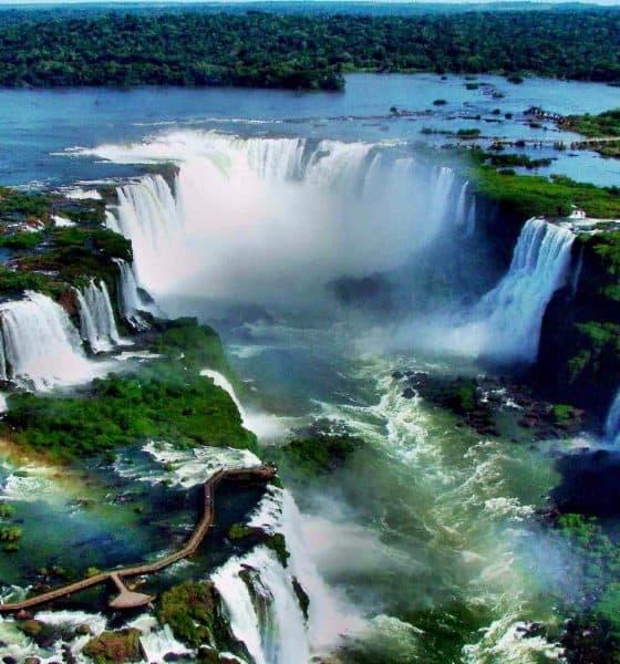 Cataratas Iguazú. Foto: americamia.com