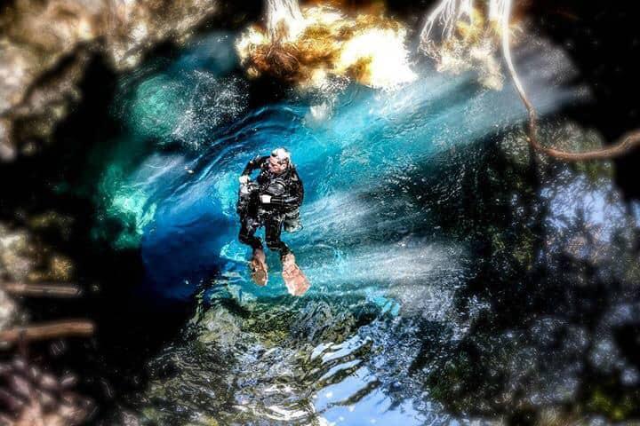 CenoteenRiveraMaya. Foto RM 10