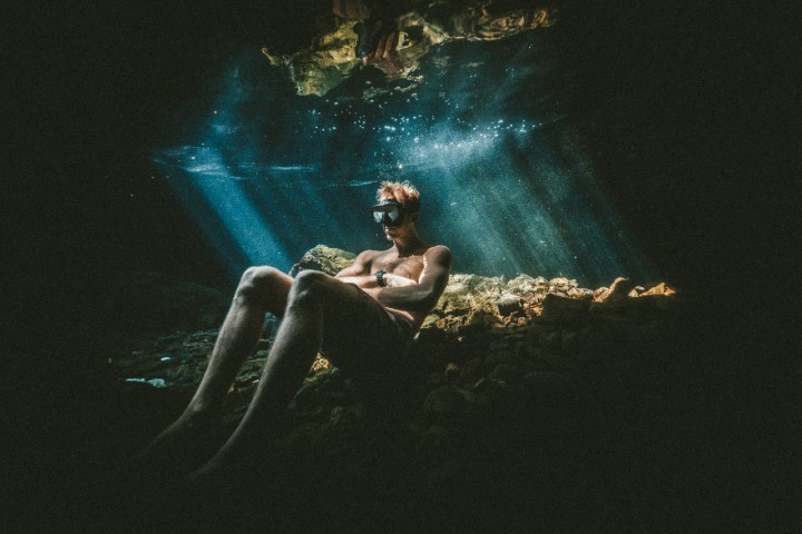 Cenotes México. Foto: Jakob Owens