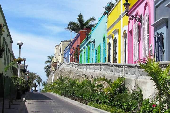 Centro histórico Foto Mazatlán Interactivo