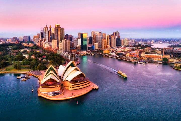 Chócale Sydney