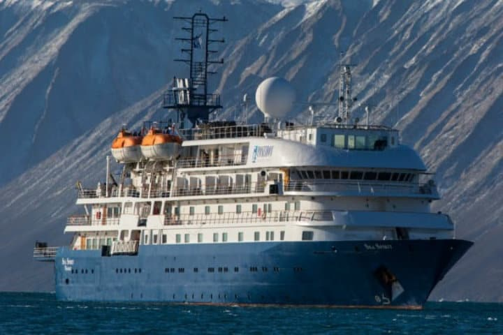 Crucero Sea Spirit Foto AdventureSmith Explorations