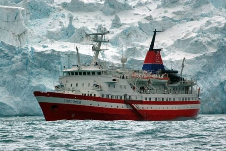 Cruceros por la Antártica Foto Rich