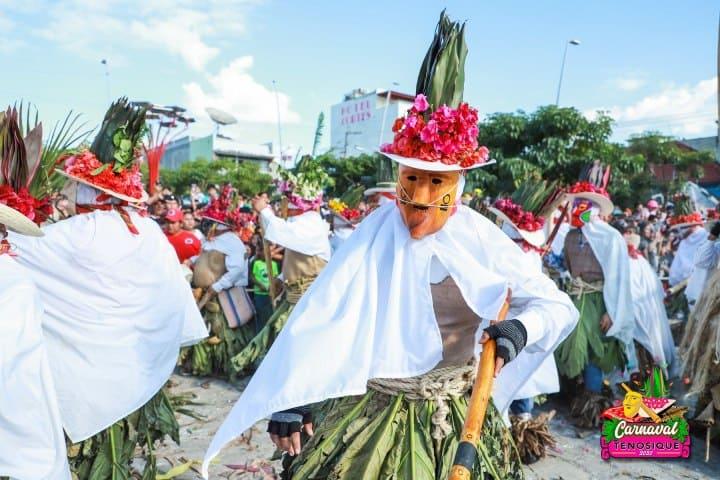 Danza del Pochó. Foto: Ayuntamiento de Tenosique Administración 2018-2021