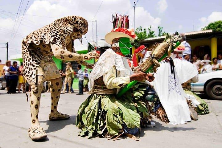 Danza del Pochó. Foto: Gabriel