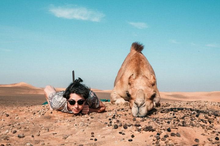 Desert Safari. Foto: Atlas Green