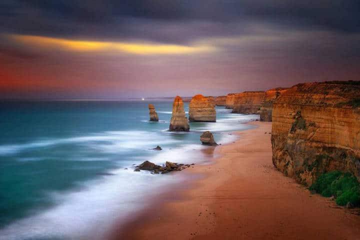 Doce apostoles. Australia. Foto Australia 4