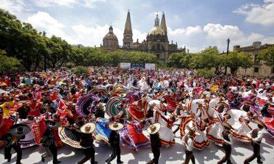 Encuentro Internacional del Mariachi y La Charrería Foto Publinews