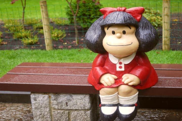 Estatua de Mafalda Foto diariodelviajero com (1)