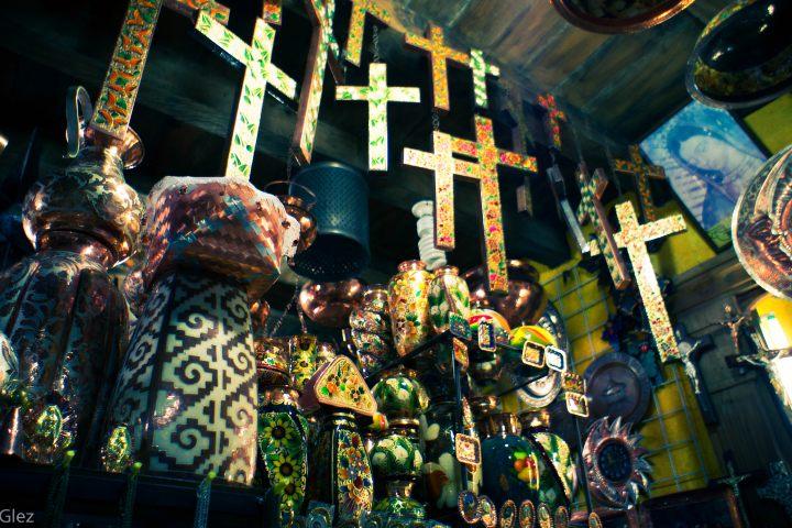 Feria Nacional del Cobre en Michoacán