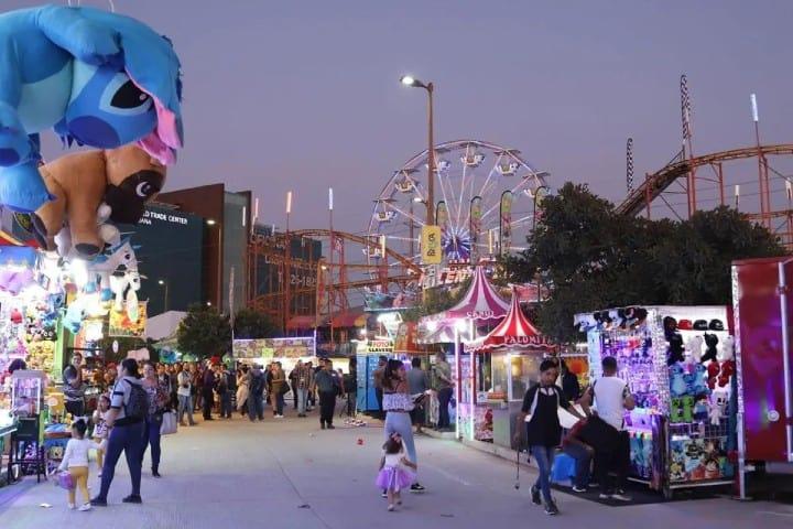 Feria de Tijuana 2014 Foto El imparcial