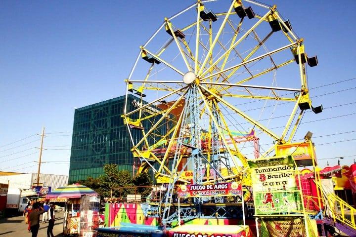 Feria de Tijuana 2014 Foto Zeta