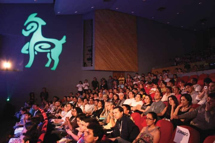Festival Internacional de Cine de Monterrey Foto Revista Toma
