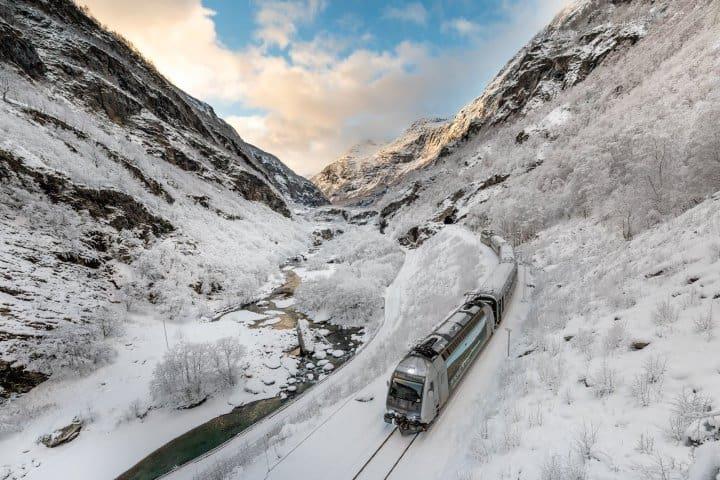 Flam Train. Foto: Fjord Norway