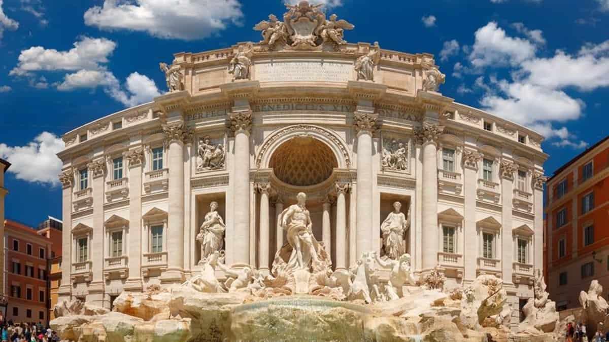 Fuente de Trevi. Foto: Travel Fanpage