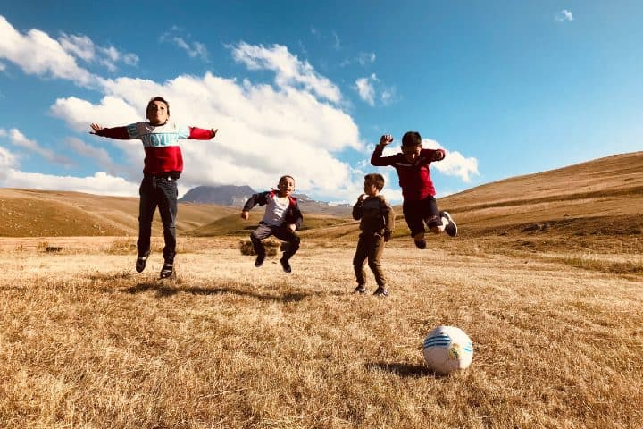 Futbol África. Foto: Karine Avetisyan