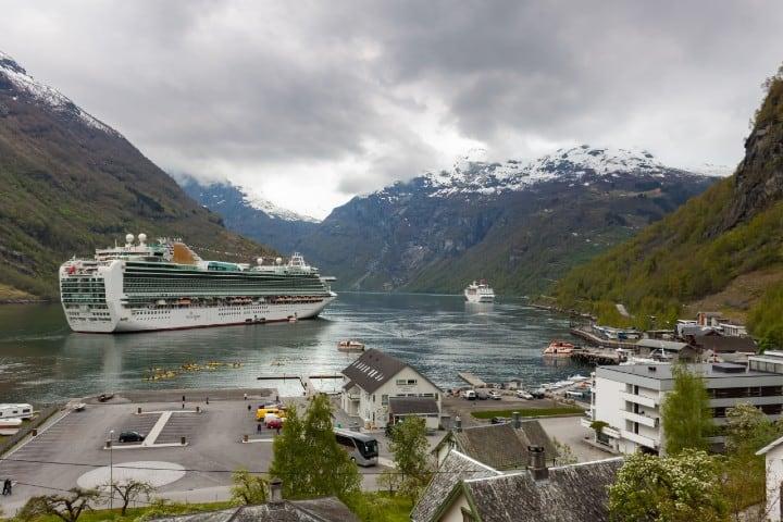 Geiranger Noruega. Foto: Jorge Segovia