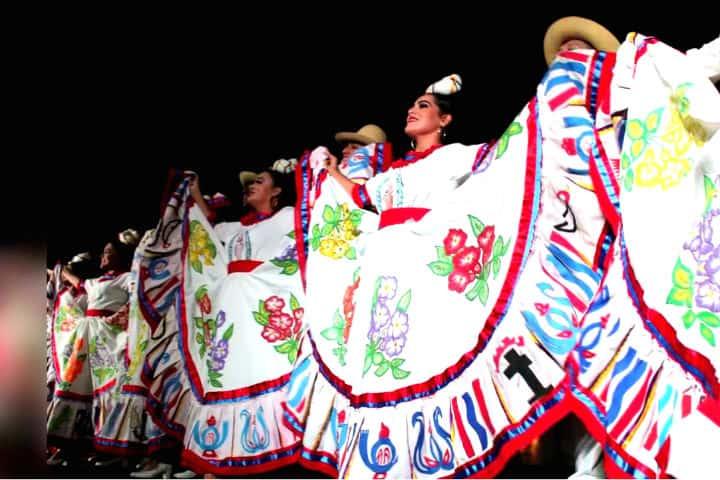 Inician las fiestas de la Purísima Concepción en Álamos Foto TV Pacífico