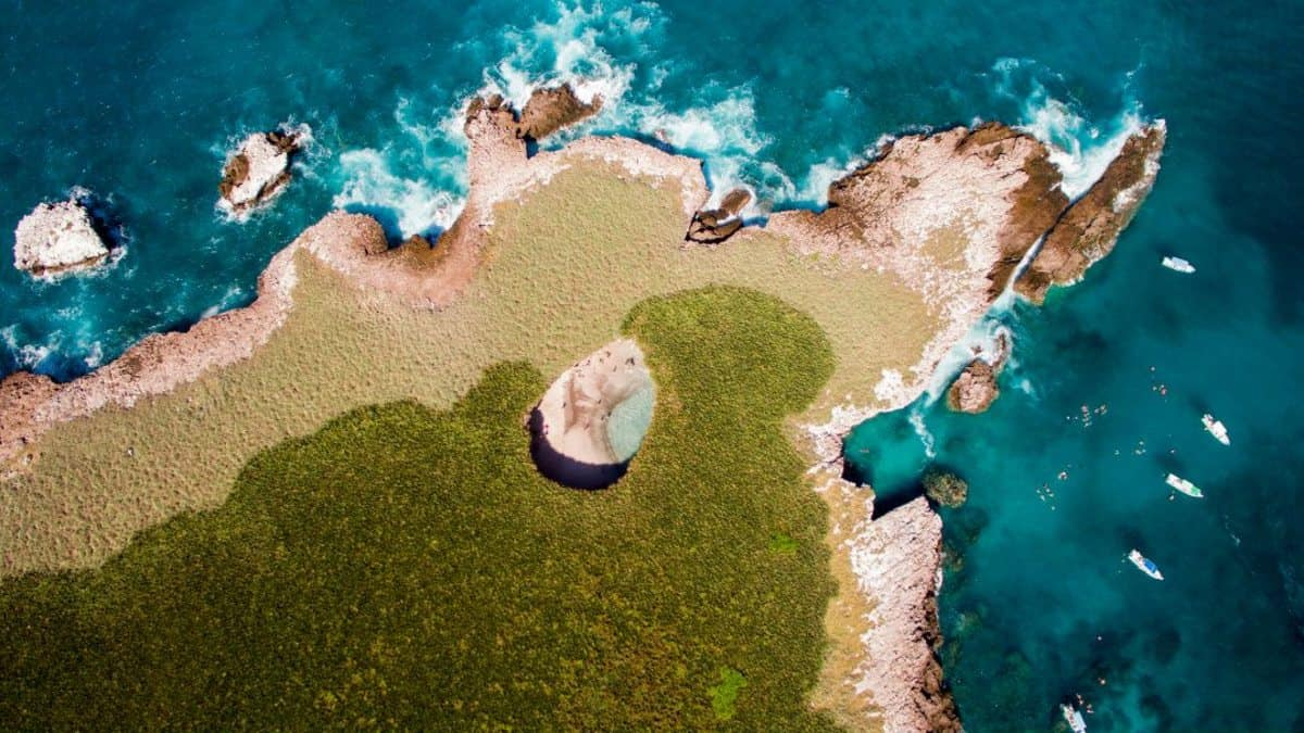 Islas Marietas. Foto: Vallartadaily