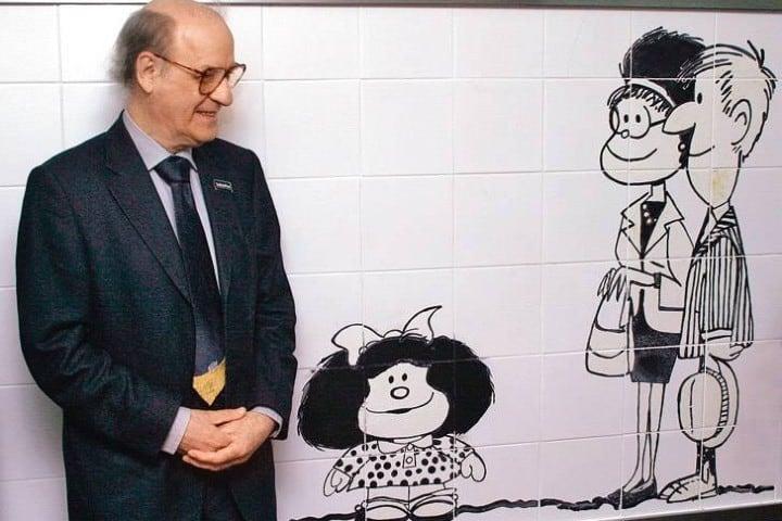 Joaquín Salvador Lavado. Foto: MVSNoticias