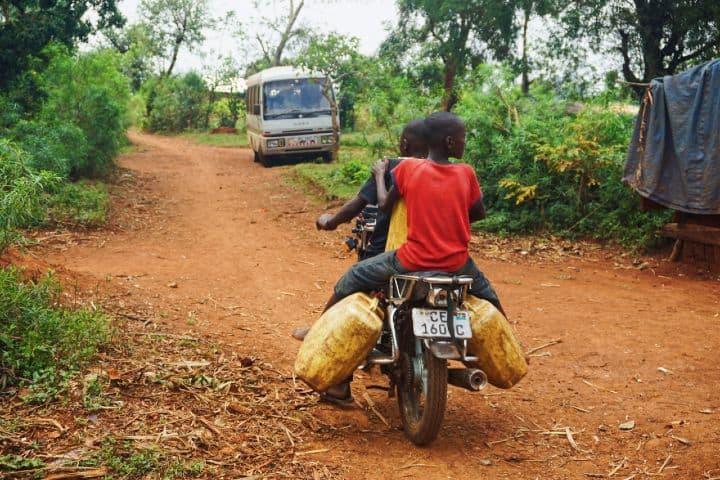 Kasubi Uganda. Foto: Melissa Askew