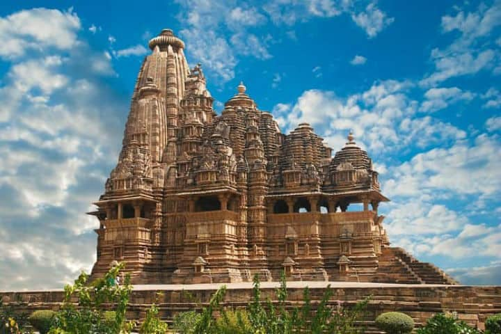 Templos de Khajuraho en India. India. Foto India 3