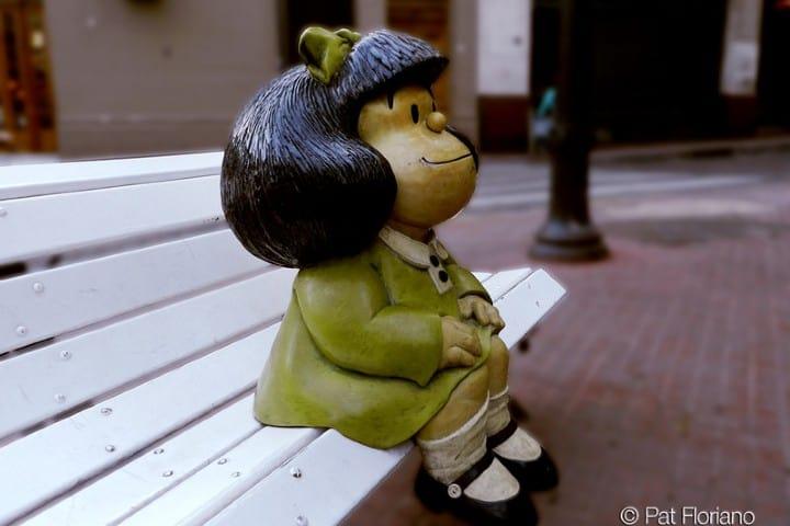Mafalda. Foto: Patricia Floriano