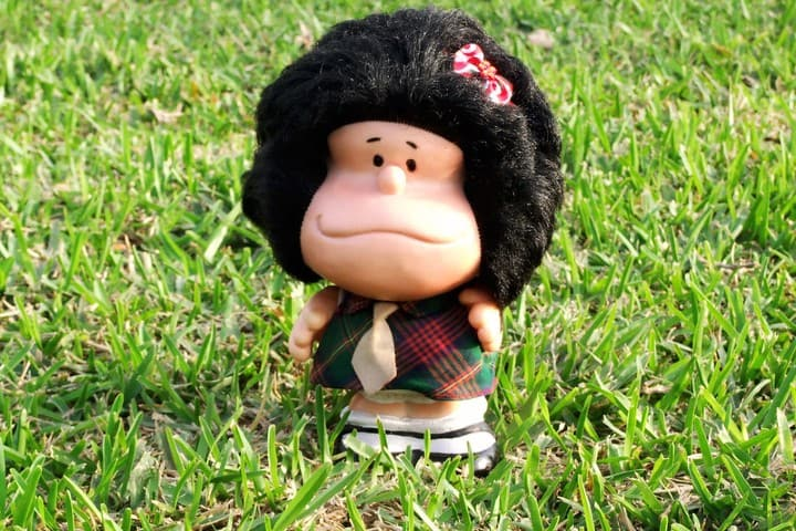 Mafalda. Foto: Alexandra Bejarano