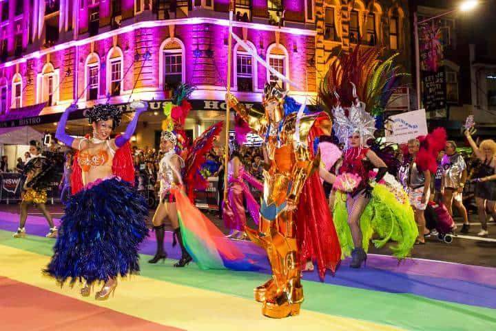 Mardi Gras Sydney Foto outofoffice com (1)
