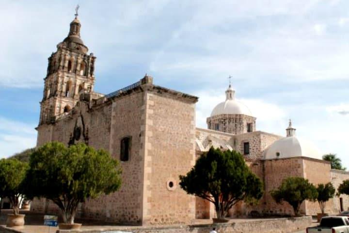Nuestra Señora de la Purisima Concepción Jesús Ágel Enríquez Costa y Manuela Guillén Lúgigo