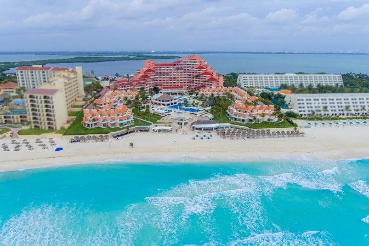 Omni Cancun Hotel & Villas All Inclusive. Foto: Galux Travel Agencia de Viajes