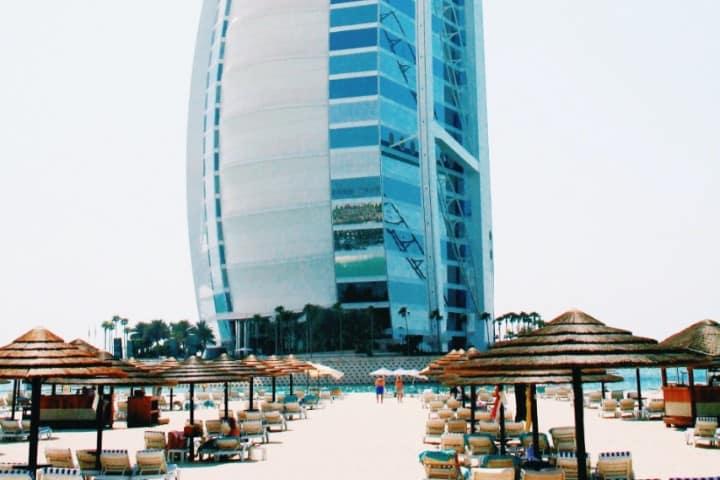 Playa Dubai. Foto: Sylvia Prats