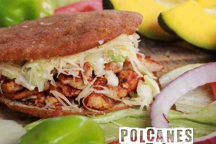 Polcanes. Foto: Restaurante El Maya