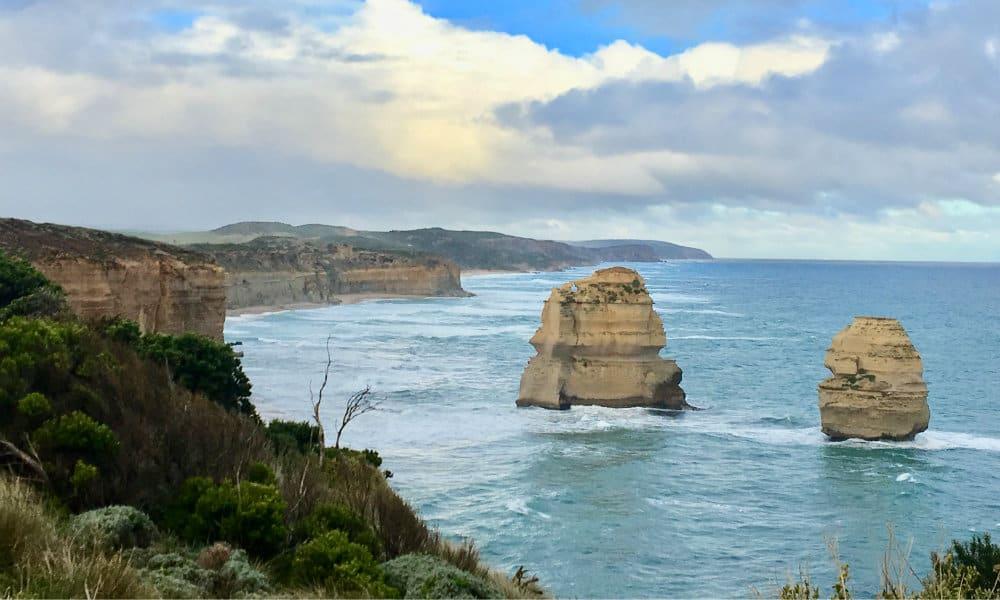 Portada Doce apostoles. Australia. Foto PAM 5