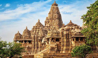 Portada Khajuraho templo del amor. India. Foto India 6