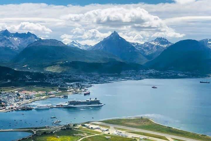 Puerto de Usuhuaia Foto Gladys Bustamante