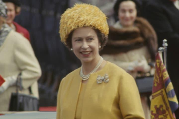 Reina Isabel II Foto Vanity Fair