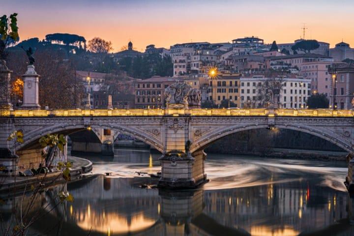 Roma. Foto: Alberico Bartoccini