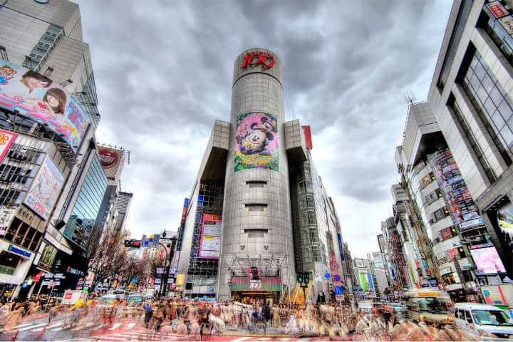 Shibuya 109 Foto Turismo