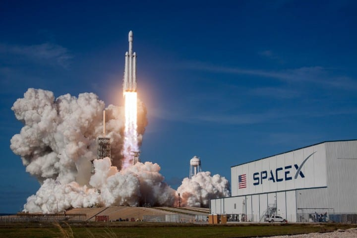 Spacex. Foto: SpaceX