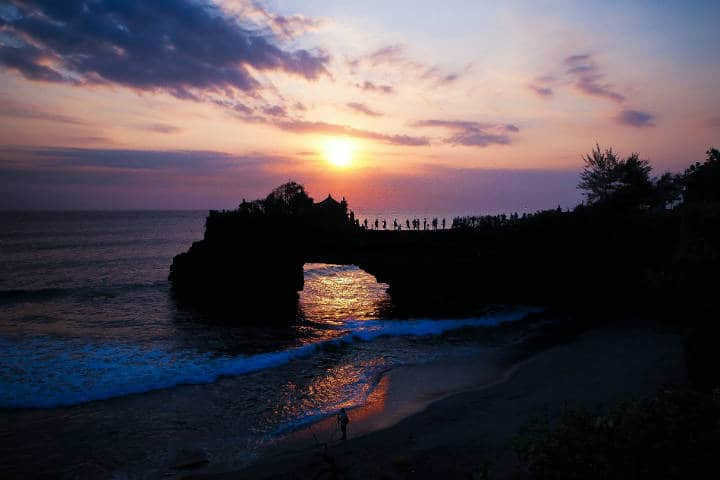 Tanah Lot. Indonesia. Foto. BCK 2