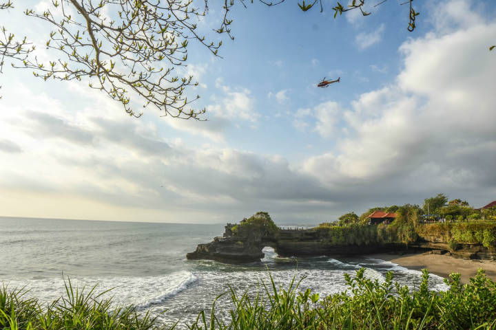 Tanah Lot. Indonesia. Foto. Hem 4