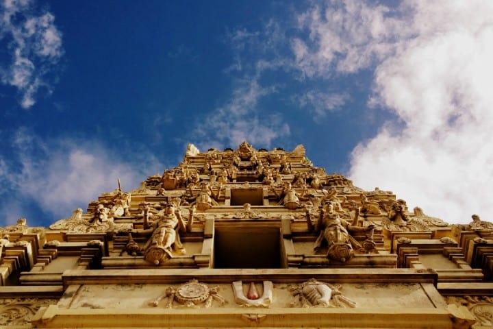 Templo Lakshmana Vishnu. Foto: Suketu Solanki