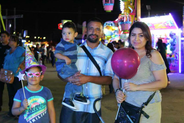 Toda la fmailia podrá divertirse en las Fiestas del Sol en Mexicali Foto Fiestas del Sol