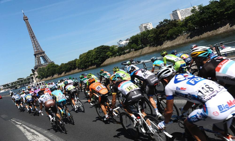 Tour de France Foto Bureau des voyages